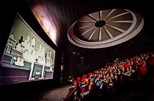 Die Kinos sind in ihrer Existenz bedroht