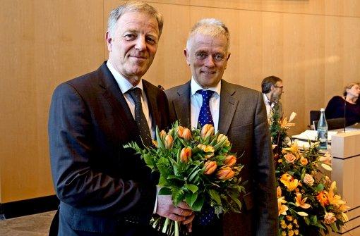 Der Stuttgart-Fan bleibt Bürgermeister