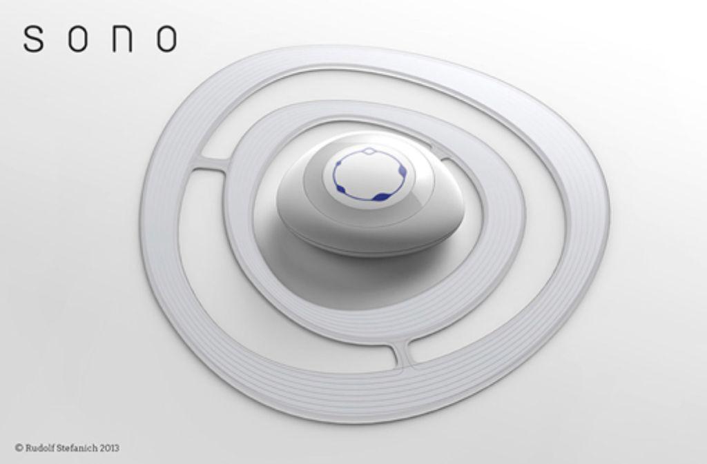 Mit Sono soll sich Straßenlärm nicht nur ausblenden, sondern durch angenehmere Geräusche ersetzen lassen. Foto: Rudolf Stefanich