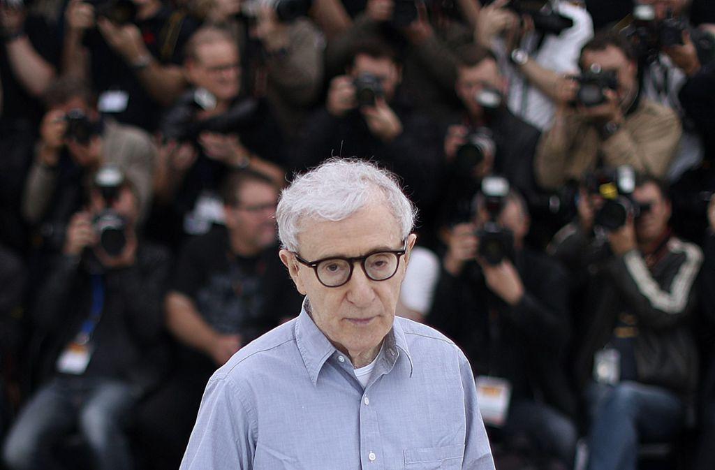 """Einige Schauspieler waren im Zuge der """"MeToo""""-Bewegung zu dem Regisseur auf Distanz gegangen. Foto: AFP"""