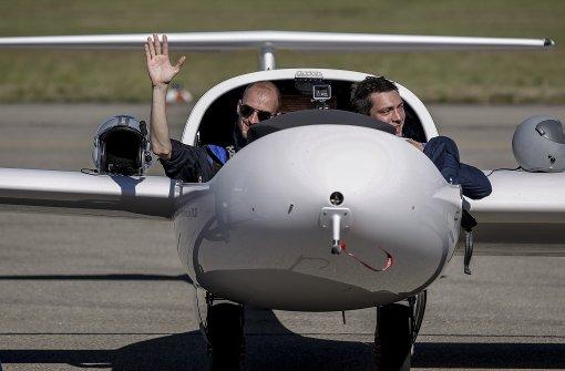 Erstflug in Stuttgart erfolgreich absolviert