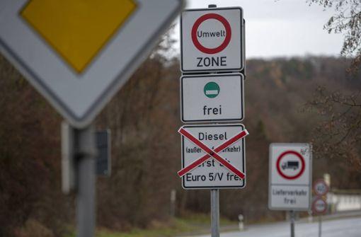 Fahrverbote sollen für alle gleichermaßen gelten