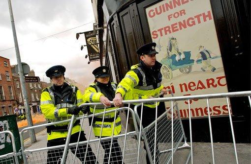 Deutscher Student stirbt nach Messerattacke in Dublin