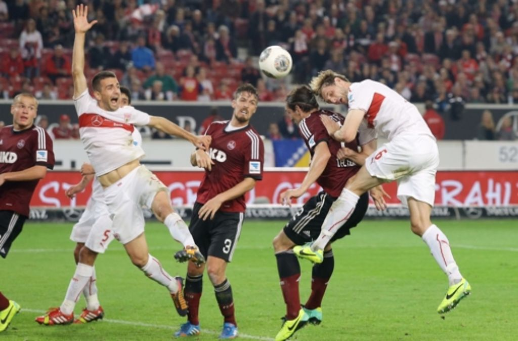 Stuttgart Gegen Nürnberg