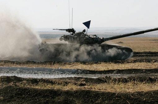 Konfliktparteien beschließen  Waffenabzug