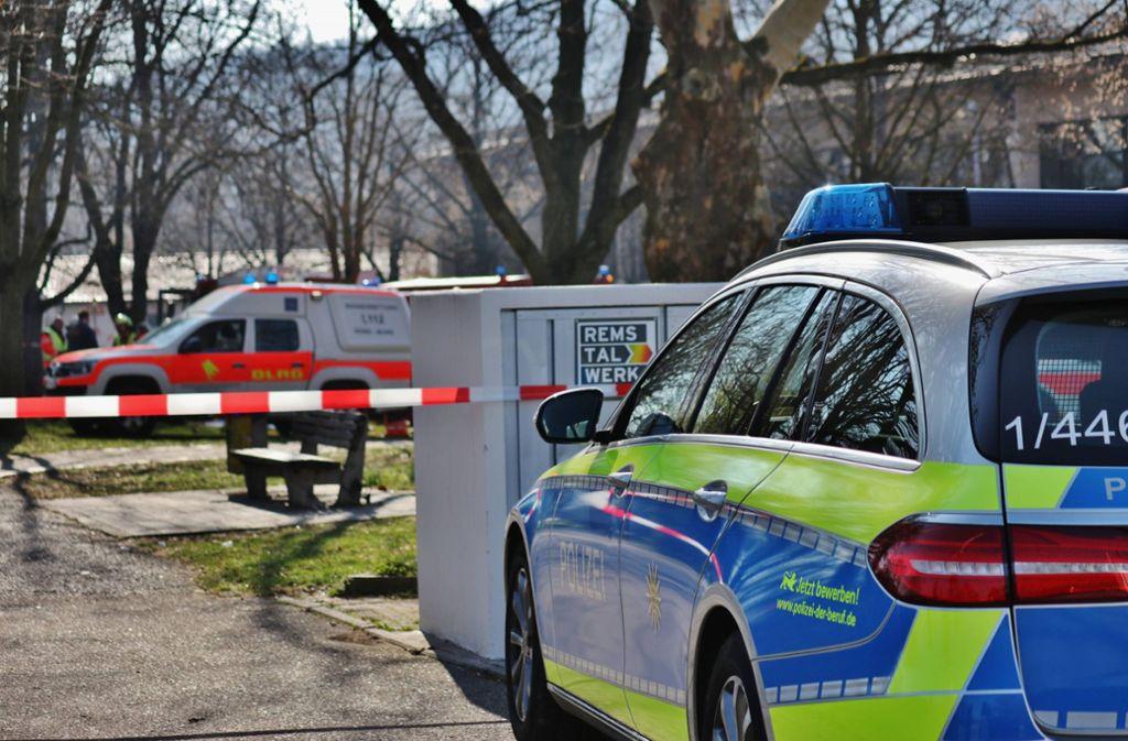 Die Polizei geht derzeit von einem Unglück aus. Foto: 7aktuell.de/Kevin Lermer