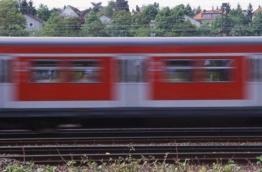 S-Bahn-Verkehr eingeschränkt
