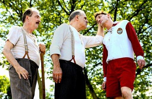 Die Säule des FC Bayern München