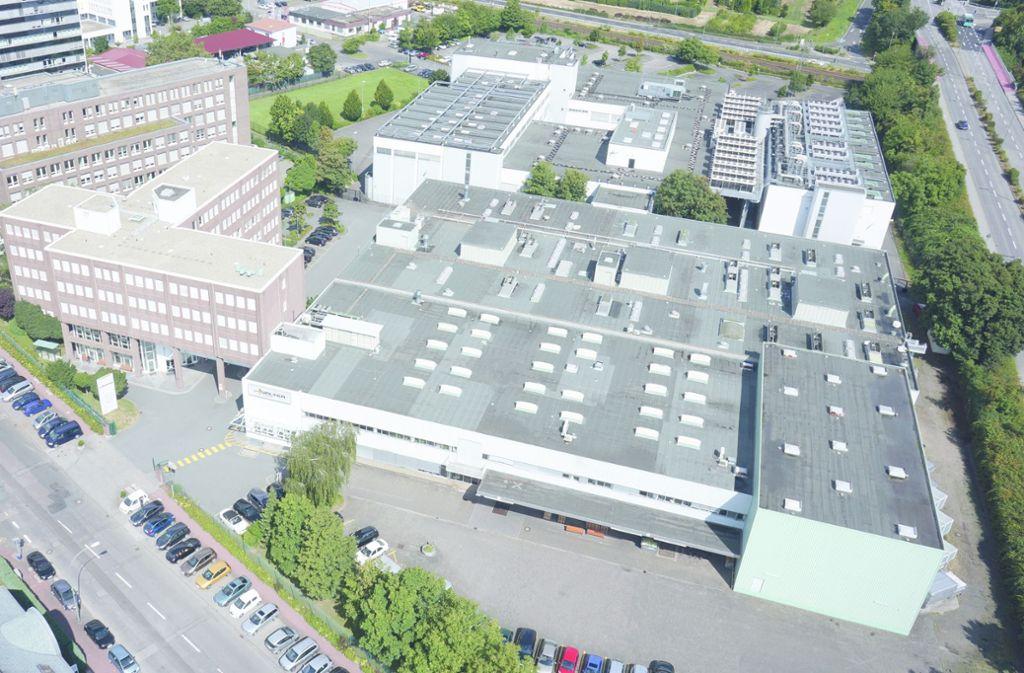 Spätestens im Frühjahr   2021 soll das Werk in  Frankfurt geräumt sein. Foto: Walter AG