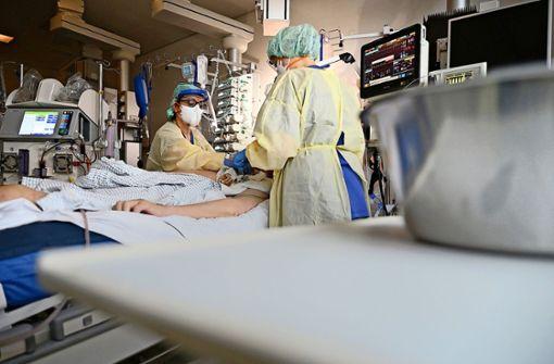 Kliniken und Heime unter Druck