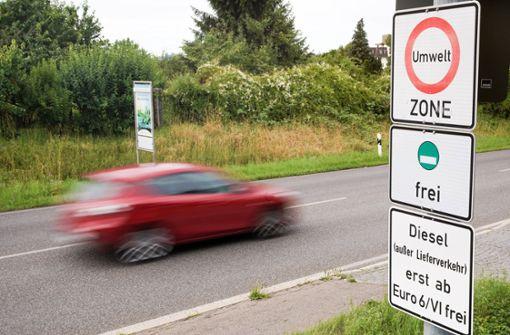 Strobl will weiter alles gegen Diesel-Fahrverbot tun