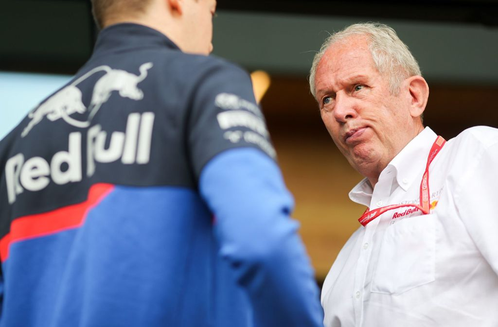 Helmut Marko arbeitet als Berater beim Formel-1-Team von Red Bull. Foto:dpa Foto: