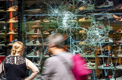 Breuninger lädt Täterin zu Kunstaktion ein
