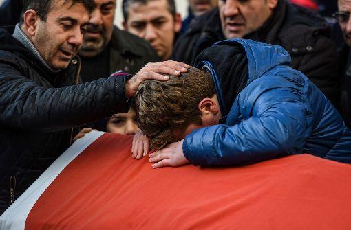 Massaker in Nachtclub am Bosporus