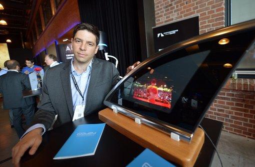 Daimler lockt Gründer  aus aller Welt nach Stuttgart