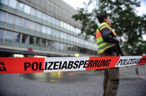 Tote und Verletzte bei Schießerei in München