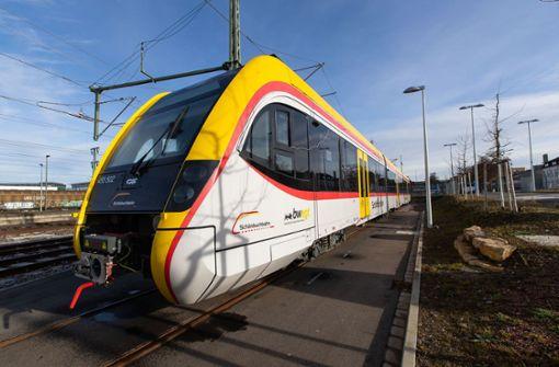 Falsche Bremsen: Die neuen Züge müssen warten