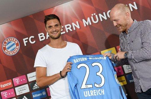Ex-VfB-Keeper Ulreich bekommt seine Chance