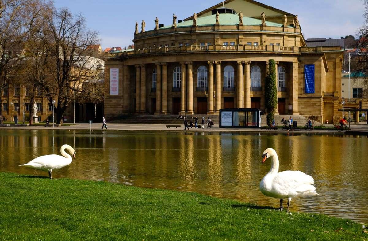 Die Sanierung der Oper ist nur eines von mehreren Kulturprojekten in Stuttgart. Foto: Lichtgut/Max Kovalenko