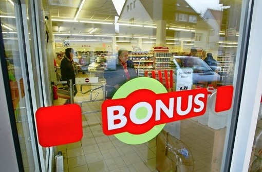 Der Bonus-Markt schließt