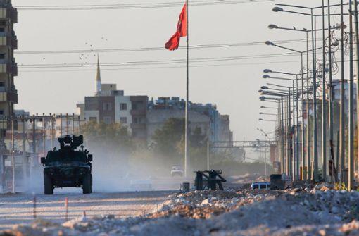 Medien: Hunderte Festnahmen in der Türkei wegen Kritik an Offensive