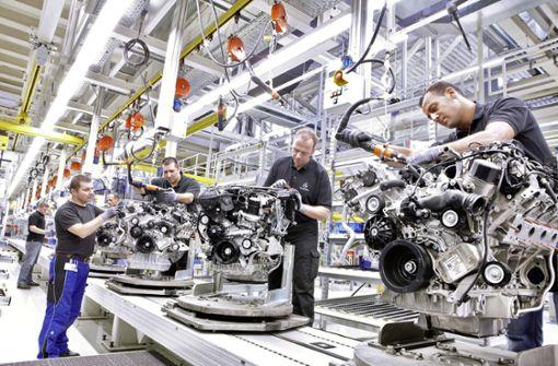 Daimler-Werk kämpft um E-Auto-Herzstück