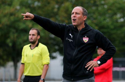 Liveticker: Der VfB II empfängt die TSG Balingen