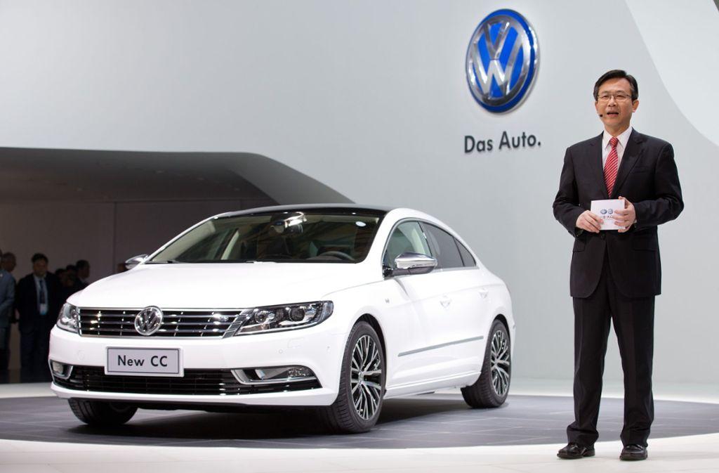 Volkswagen hat sich mit dem chinesischen Joint Venture FAW-Volkswagen Automotive zusammengeschlossen – das wurde auf der Messe China International Import Expo in Shanghai bekannt gegeben. (Symbolbild) Foto: dpa