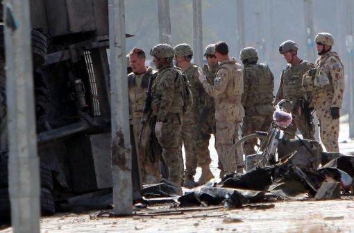 Schwerer Anschlag fordert viele Tote