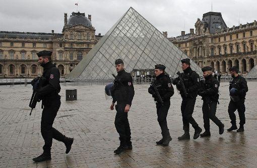 Louvre macht am Samstag wieder auf