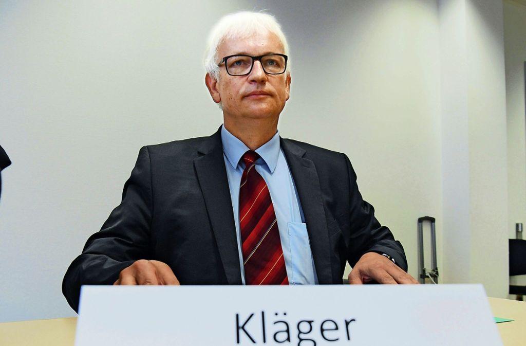 Jürgen Resch ist einer der Geschäftsführer der Deutschen Umwelthilfe (DUH). Foto: dpa
