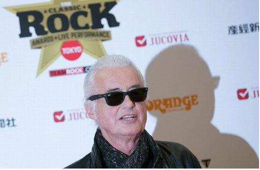 Nachbarschaftsstreit zwischen Robbie Williams und Jimmy Page