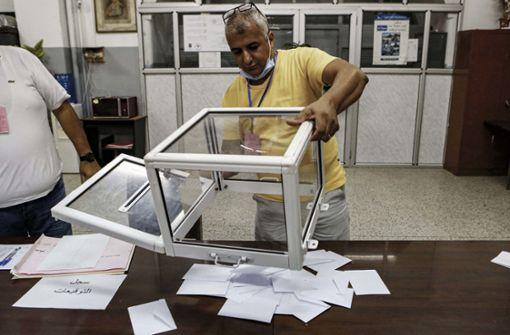Mehr als 66 Prozent stimmen für Verfassungsreform