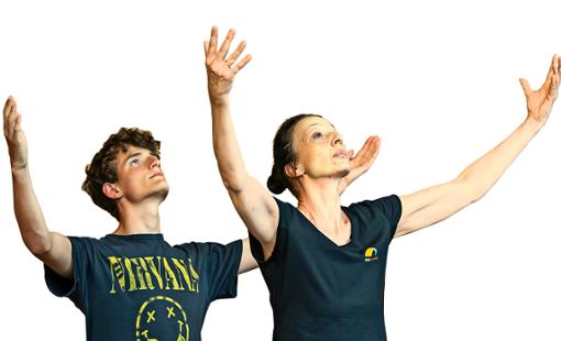 """Friederike Rademann hat 2013 """"Bach bewegt! Tanz!"""" ins Leben gerufen."""