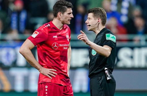 """""""Wahnsinn"""": VfB-Stürmer schießt am Sky-Mikro gegen Videobeweis"""