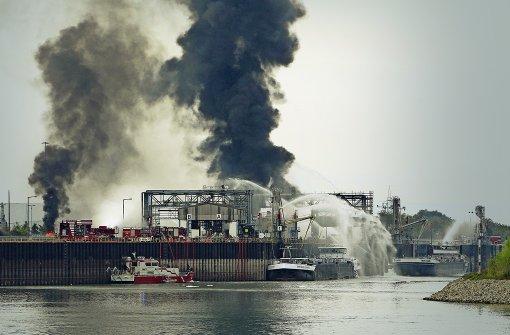 Zwei Menschen sterben bei Explosion