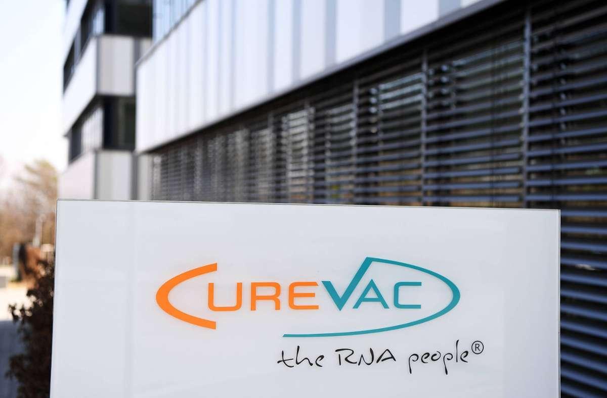 CureVac hat Produktionspartnerschaften gekündigt. (Archivbild) Foto: imago images/ULMER Pressebildagentur/ULMER via www.imago-images.de
