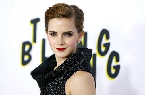 Emma Watson feiert Premiere in Los Angeles