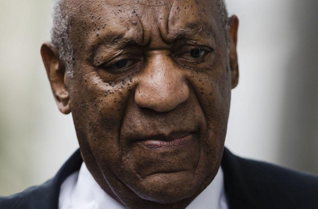 An seinem achtzigsten Geburtstag hat der einst ungemein populäre Bill Cosbys nicht mehr viele Fans. Foto: AP