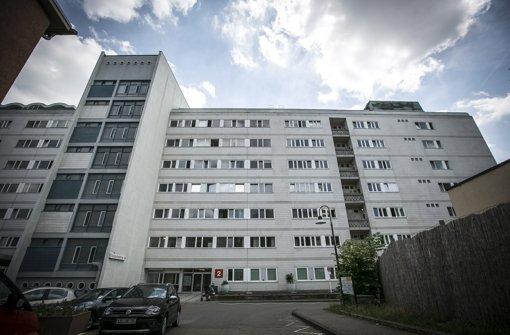 Bald 900 Flüchtlinge im Bürgerhospital