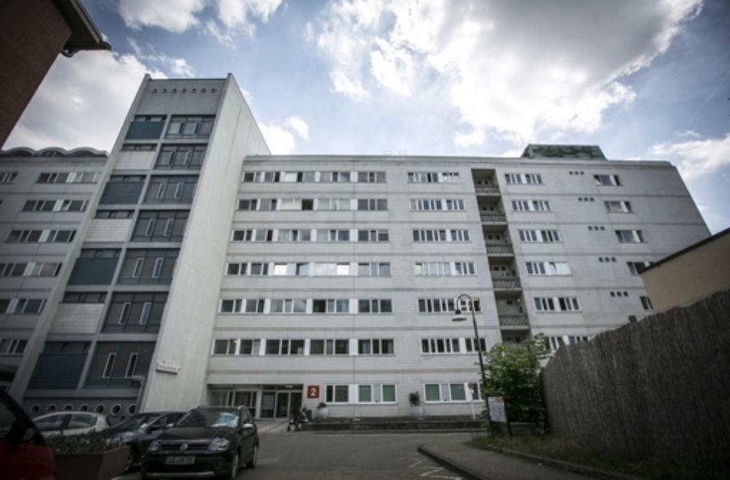 Weitere Flüchtlinge sollen ins Bürgerhospital  ziehen. Foto: Lichtgut/Leif Piechowski