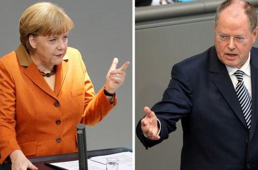SPD profitiert leicht vom TV-Duell