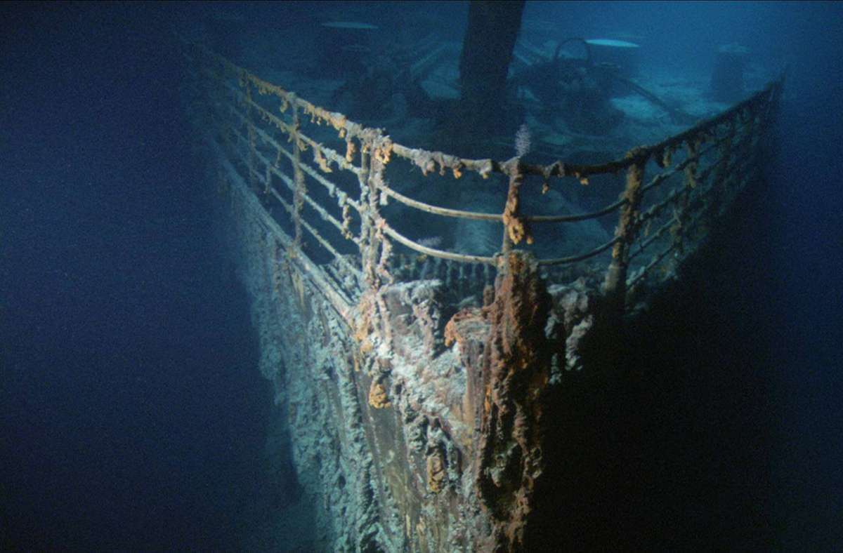 Seit 1912 liegt die Titanic auf dem Grund des Meeres. Foto: imago images//Mary Evans
