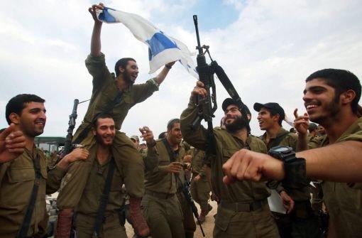 Ein Toter bei Schüssen am Gazastreifen