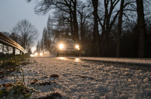 Winter erreicht Südwesten mit voller Wucht
