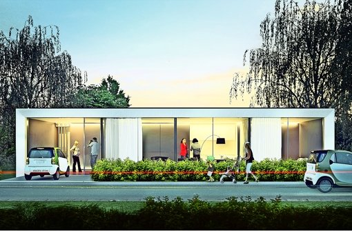 Wohnform der Zukunft?