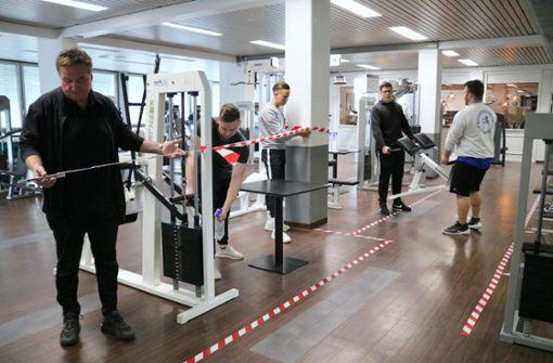 Fitnesseinrichtungen bereiten sich auf Wiedereröffnung vor