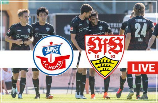 Wamangituka schießt VfB eine Runde weiter