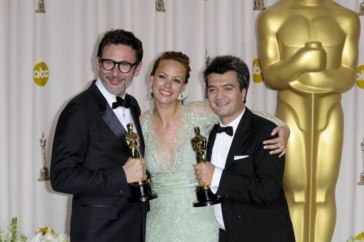 Frankreich räumt die Oscars ab