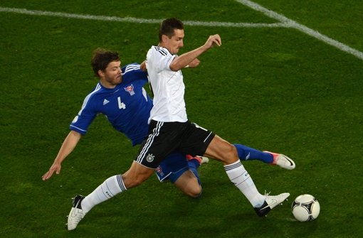 Das Vakuum hinter Miroslav Klose